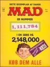 MAD Magazine #1 1968 • Denmark • 1st Edition - Williams