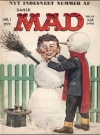 MAD Magazine #55 • Denmark • 1st Edition - Williams
