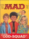 MAD Magazine #57 • Denmark • 1st Edition - Williams
