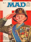 MAD Magazine #70 • Denmark • 1st Edition - Williams