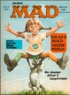 MAD Magazine #72 • Denmark • 1st Edition - Williams
