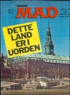 MAD Magazine #74 • Denmark • 1st Edition - Williams