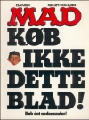 MAD Magazine #21 • Denmark • 2nd Edition - Semic