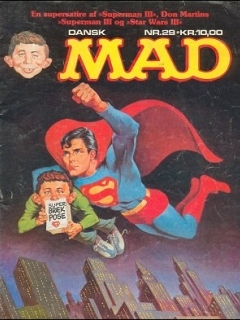 MAD Magazine #29 (Denmark)