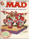 MAD Magazine #43 • Denmark • 2nd Edition - Semic
