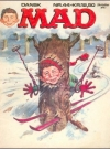 MAD Magazine #44 • Denmark • 2nd Edition - Semic
