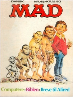 Go to MAD Magazine #45