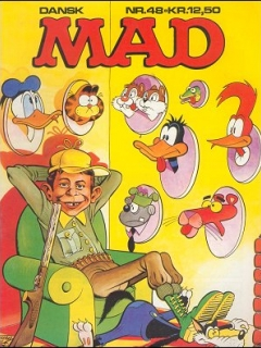 Go to MAD Magazine #48