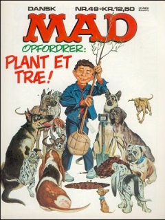 Go to MAD Magazine #49