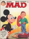 MAD Magazine #51 • Denmark • 2nd Edition - Semic