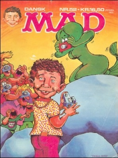 Go to MAD Magazine #52