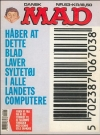 MAD Magazine #63 • Denmark • 2nd Edition - Semic