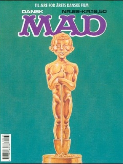 Go to MAD Magazine #69 • Denmark • 2nd Edition - Semic