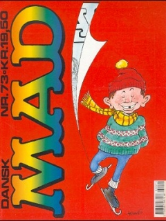 Go to MAD Magazine #73 • Denmark • 2nd Edition - Semic