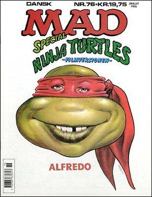 MAD Magazine #76 • Denmark • 2nd Edition - Semic