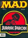 MAD Magazine #90 • Denmark • 2nd Edition - Semic