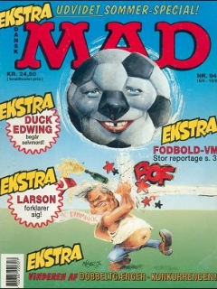 Go to MAD Magazine #94
