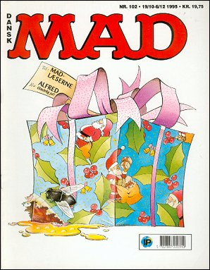 MAD Magazine #102 • Denmark • 2nd Edition - Semic