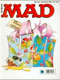 Go to MAD Magazine #102 • Denmark • 2nd Edition - Semic