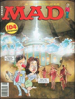 MAD Magazine #108 • Denmark • 2nd Edition - Semic