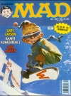 MAD Magazine #109 • Denmark • 2nd Edition - Semic