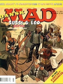 Go to MAD Magazine #138