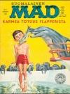 MAD Magazine #7 1969 • Finland • 1st Edition - Suomalainen