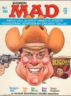 MAD Magazine #1 1982 • Finland • 2nd Edition - Semic