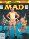 MAD Magazine #4 • Finland • 2nd Edition - Semic