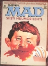MAD Magazine #32 • Finland • 2nd Edition - Semic