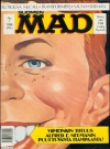 MAD Magazine #40 • Finland • 2nd Edition - Semic