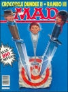 MAD Magazine #8 1987 • Finland • 2nd Edition - Semic