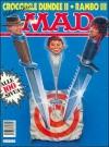 MAD Magazine #8 1987 • Finland • 2nd Edition - Semic