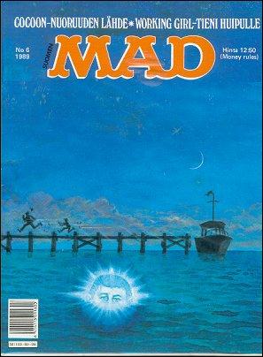 MAD Magazine #47 • Finland • 2nd Edition - Semic