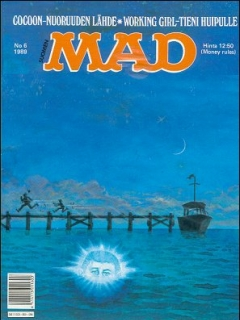 Go to MAD Magazine #47 • Finland • 2nd Edition - Semic