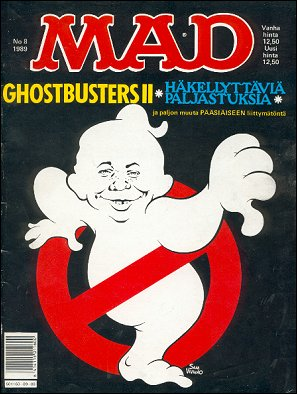 MAD Magazine #49 • Finland • 2nd Edition - Semic