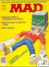 MAD Magazine #50 • Finland • 2nd Edition - Semic