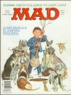 MAD Magazine #53 • Finland • 2nd Edition - Semic