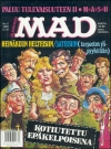MAD Magazine #54 • Finland • 2nd Edition - Semic
