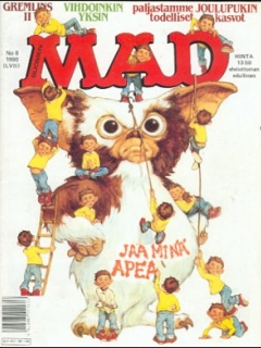 Go to MAD Magazine #57 • Finland • 2nd Edition - Semic