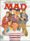 MAD Magazine #4 1990 • Finland • 2nd Edition - Semic