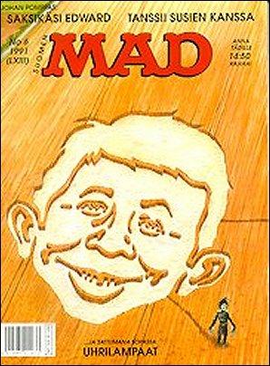 MAD Magazine #63 • Finland • 2nd Edition - Semic