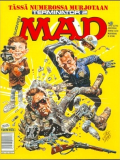 Go to MAD Magazine #66 • Finland • 2nd Edition - Semic