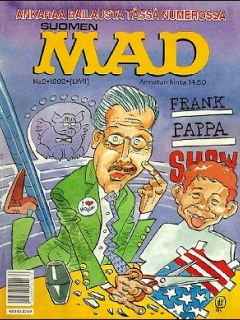 Go to MAD Magazine #67 • Finland • 2nd Edition - Semic