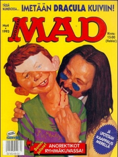 Go to MAD Magazine #77 • Finland • 2nd Edition - Semic