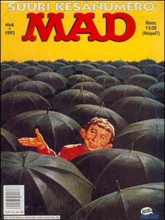 Go to MAD Magazine #79 • Finland • 2nd Edition - Semic
