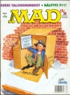 MAD Magazine #84 • Finland • 2nd Edition - Semic
