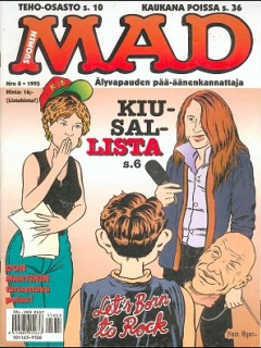 Go to MAD Magazine #97 • Finland • 2nd Edition - Semic