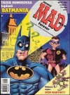 MAD Magazine #9 1994 • Finland • 2nd Edition - Semic