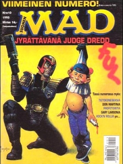 Go to MAD Magazine #99 • Finland • 2nd Edition - Semic